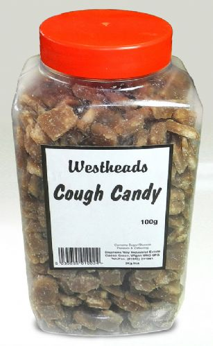 Q03 JAR HERBAL COUGH CANDY